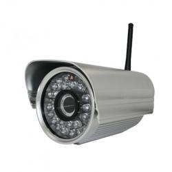 Utomhus (trådlös) övervakningskamera IR 35 meter